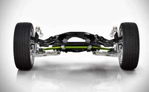 The all-new Volvo XC90 - Rear suspension