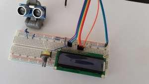 hc-SR4-LCD