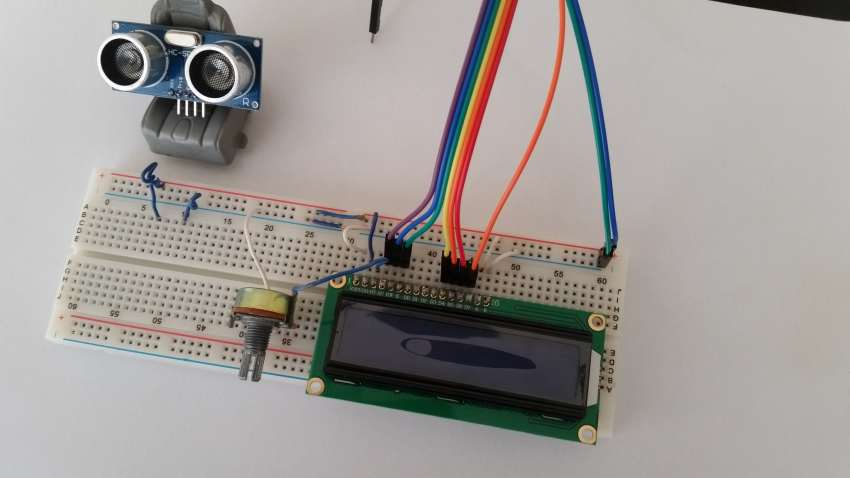 Homemade Arduino Printer Resistor Printer