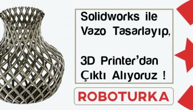 3d printer vazo