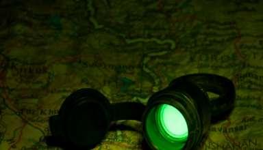 Betalight tactical torch, tritium lamp, tritium flashlight, military lamp-l