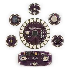 LilyPad_Arduino_set
