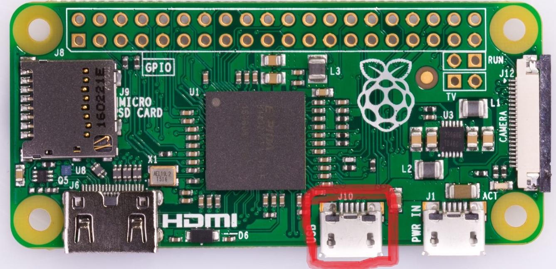 Raspberry Pi Zero'yu USB Çubuğa Dönüştürmek | roboturka com |