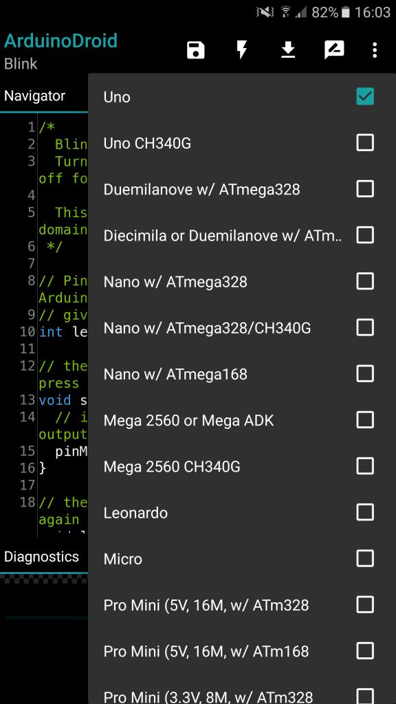 ArduinoDroid_kart