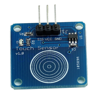 TTP223B Dokunmatik Sensör