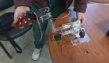 Yazıcı robot kolu