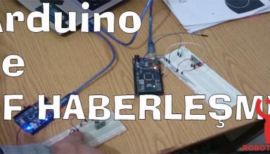 arduino_ile_rf_haberlesme