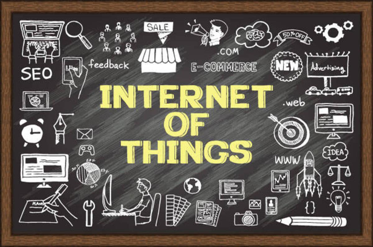 Internet of things nesnelerin İnterneti roboturka