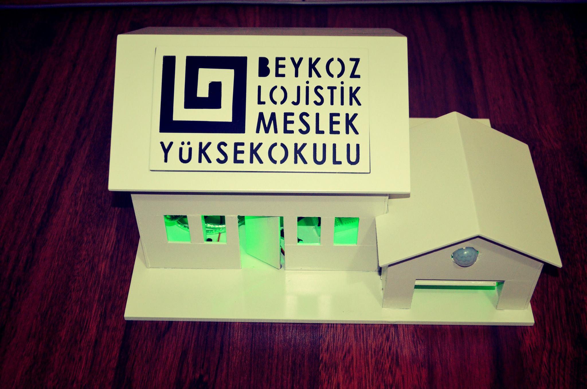 Arduino ile akıllı ev otomasyonu yapımı roboturka