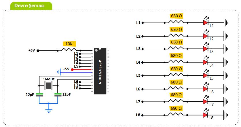 elektriksel şeması