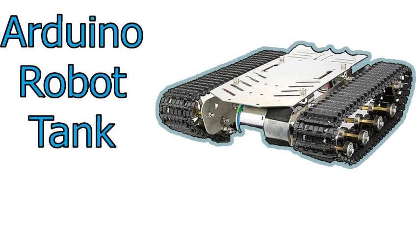 Arduino tank yapımı archives roboturka