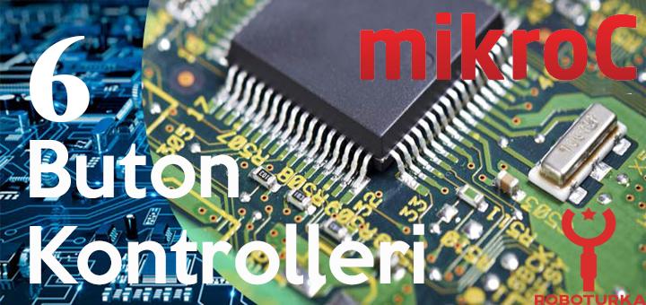mikroc_buton_kontrolleri