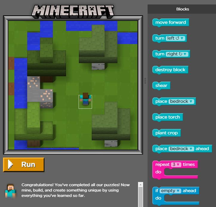 Minecraft sadece bir oyun mu roboturka