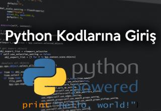 python_kodlarina_giris_roboturka
