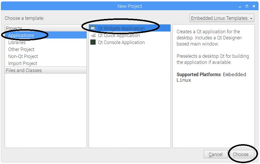 Qt Designer Linux