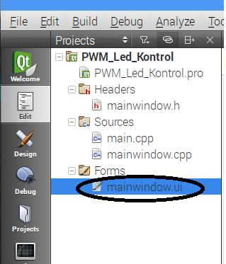 Admirable Qt Creator Ve Wiringpi Ile Raspberry Pi De Pwm Kontrol Roboturka Com Wiring Digital Resources Caliashwinbiharinl