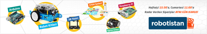 robotistan - Türkiye'nin Maker Marketi !