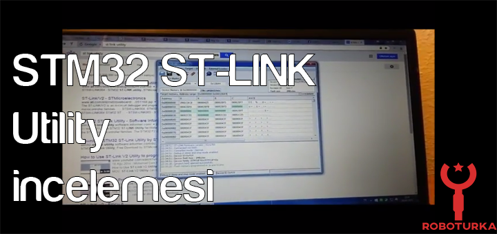 st link utility