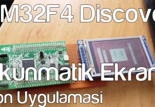 stm32f4_discovery_ile_dokunmatik_ekran_uygulamasi