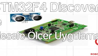 stm32f4_discovery_ile_mesafe_olcer_uygulamasi