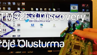 stm32f4_discovery_ile_proje_olusturma